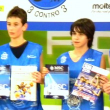 2011 – 27 Marzo   joint the game 1° classificato under 13 Umbria