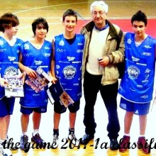 2011 – 27 Marzo  Join the Game 1° classificato under 13 Umbria
