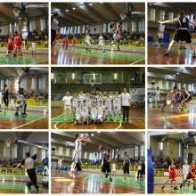 2012 – 2-3 Giugno final Four under 14 Collage
