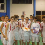 2012 23 Settembre Torneo di Spoleto Under 15 1° classificato