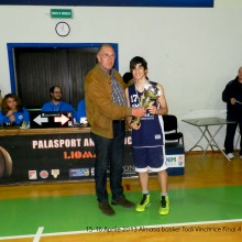 2013. Almasa basket Todi . vincitrice final 4 under 17.