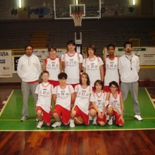 2011. Under 14  3° classificata.