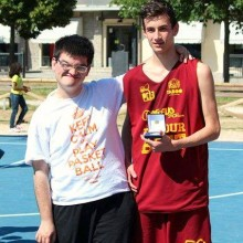 2013play-ground contest under 15 miglior giocatore Nicola Chinea