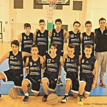 2013-2014 Almasa basket Todi Under 17