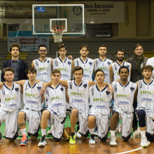 2015-2016 Almasa basket Todi -Under 20