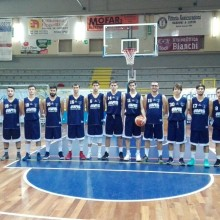 2017-2018 .under 20 . Almasa-Avis Basket Todi
