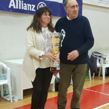 15 Febbraio 2020 . Coppa Umbria Memorial Leo Seconi 1° Classificato E3Energy Basket Todi